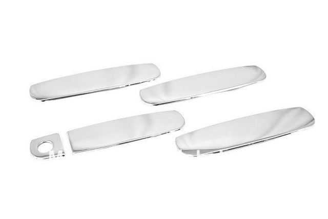 High Quality Chrome Door Handle Cover  for Audi A6 (98-04) (Can also Fit 00-03 A3 and 98-01 A4) free shipping