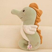 Indah Terbang Kuda Laut Mewah Boneka Mainan Boneka Tidur Bantal Kreatif Hadiah  Hadiah Ulang Tahun Lembut 7d58803cfc