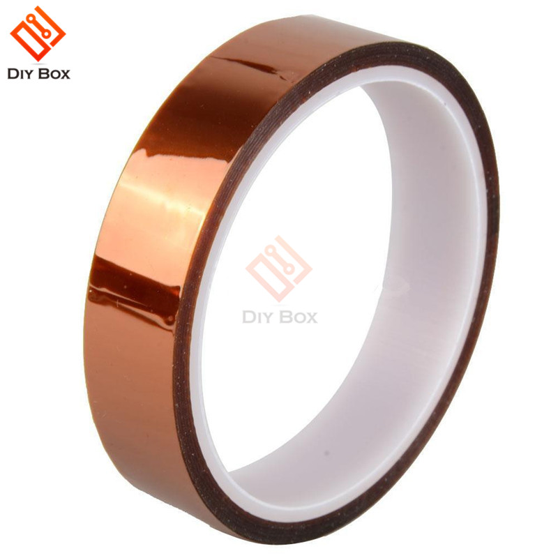 20mm 2cm X 30M High Temperature Resistant Tape Roll Gold 100ft Heat Resistant Adhesive Polyimide Insulation Thermal Tape For BGA20mm 2cm X 30M High Temperature Resistant Tape Roll Gold 100ft Heat Resistant Adhesive Polyimide Insulation Thermal Tape For BGA