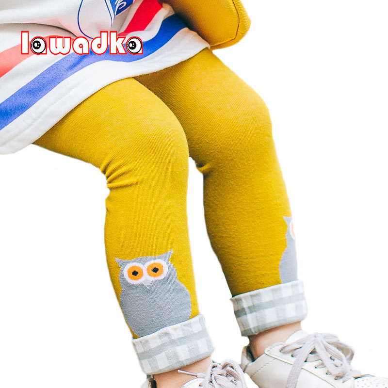 Lawadka Newborn Cotton Baby Girl Tights Infant Cartoon Leg Warmers Pantyhose Soft Baby Stockings Children Clothing lawadka 100 page 2
