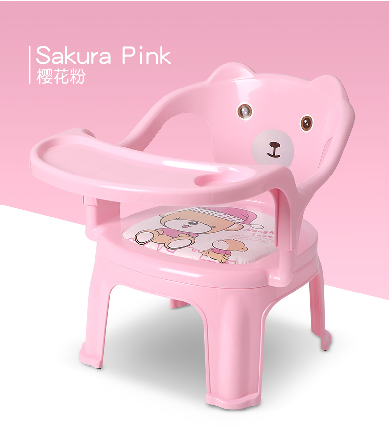 Childrens Dining Chair With Plate Baby Eating Table Baby Chair