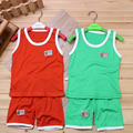 2017 Summer Fashion Children Clothing Set Sleeveless T-shirts Shorts Kids Clothes Set Little Panda Kids Sports Suit Baby Casual