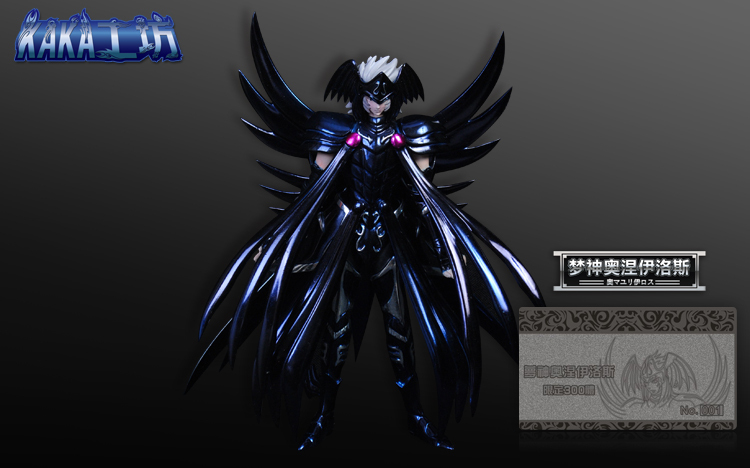 MODEL FANS KAKA Saint Seiya cloth myth Hades Surplice The Gods of Dreams Oneiros Limited  toy Figure купить