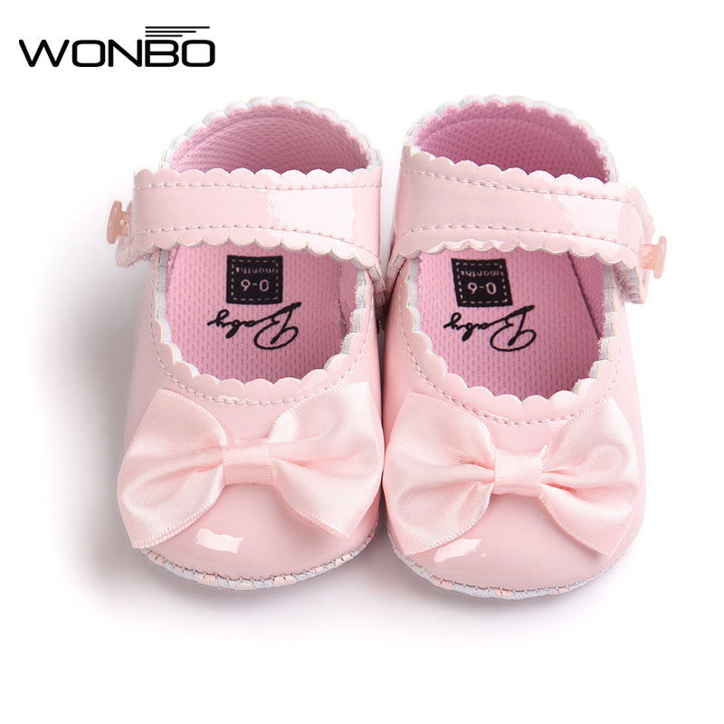 Multicolor Bowknot Reflective Tape To A Classic Princess Baby Shoes Soft Bottom Anti-slip Toddler Shoes/infant Child Products