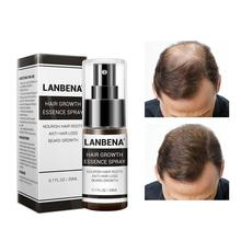 LANBENA Hair Growth Essence Spray Product Preventing Baldness Consolidating Anti