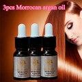 Mejor barato 3*10 ml de Aceite de ARGÁN Marroquí Aceite de Tratamiento del Cuero Cabelludo Aceite de ARGÁN para el Cabello Seco y Dañado ENVÍO GRATIS