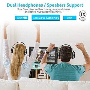 Image 5 - Auto ON, 5.0 Bluetooth Audio récepteur émetteur aptX HD/LL Hifi stéréo musique 2 en 1 récepteur Transmisor adaptateur expéditeur pour TV