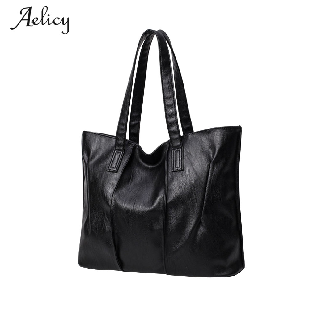 Aelicy  New Fashion Women Bag Brand Women Leather luxury Handbags Woman Large Shoulder Bags Casual Tote Bag Bolsa Feminina kadell brand luxury women leather handbags bolsa feminina large capacity elegant ladies shoulder bag for business paty totes