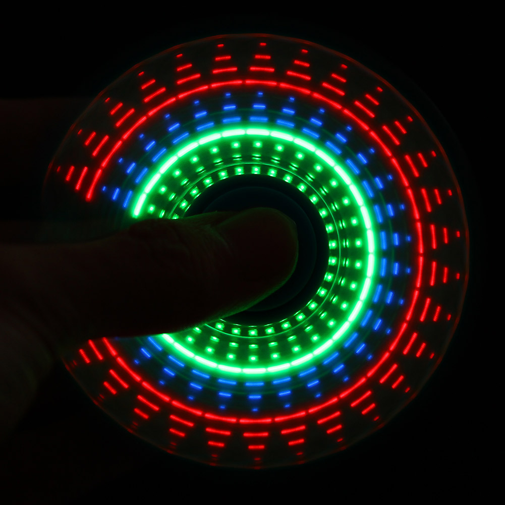 discountHEH Rainbow Hand Spinner Finger Fidget Spinner Toys