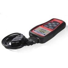 1pcs KW808 MS509 EOBD OBDII 2 tester Car Engine Diagnostic Scanner Code Reader Tool fit for