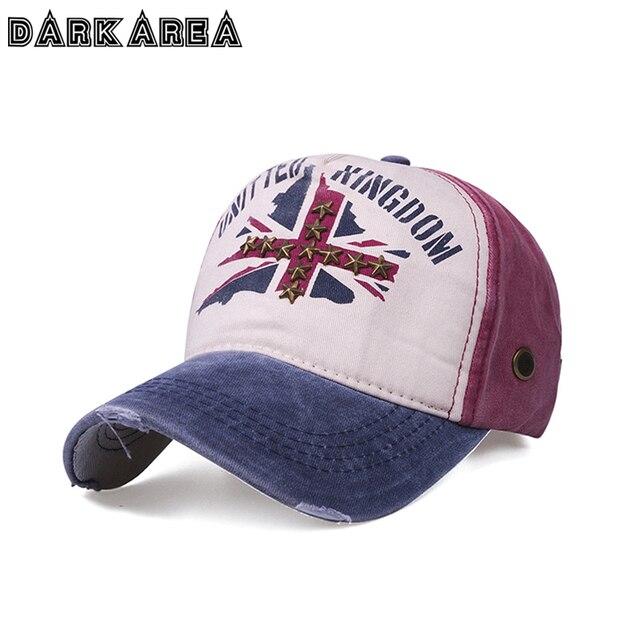 289c7a35 New Unisex Outdoor Baseball Cap United Kingdom Emblem Embroidery Snapback  Caps Fashion Sports Hats For Men