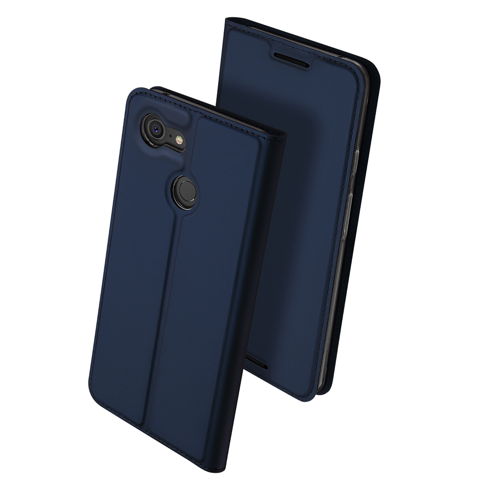 For Google Pixel 3 Case For Google Pixel3 XL Flip Luxury PU Leather Shockproof Back Cover Coque For Google Pixel 3 XL Phone Case