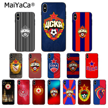 MaiYaCa PFC CSKA Moscow Football Team High Quality Phone Case for