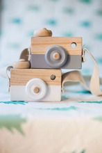 2018 New Wooden Camera Toys For Baby Room Decor Nordic Style Decor For Kids Room Good Gifts For Children Birthday Scandinavian