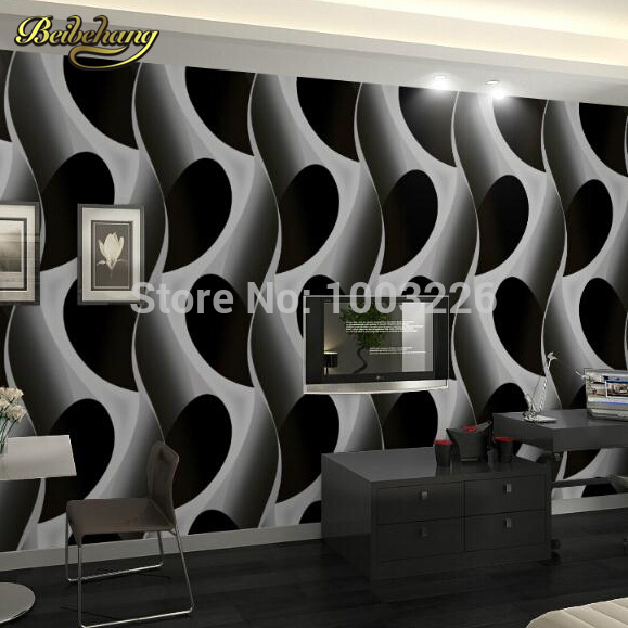 Papel de parede design moderno vender por atacado papel - Papel de pared moderno ...