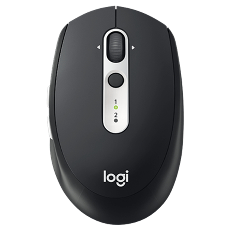 Logitech M585 souris sans fil Bluetooth excellente double-mode ordinateur portable de bureau d'affaires multi-écran technologie de flux