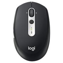 Logitech M585 wireless mouse Bluetooth excellent dual-mode computer office notebook business multi-screen flow technology