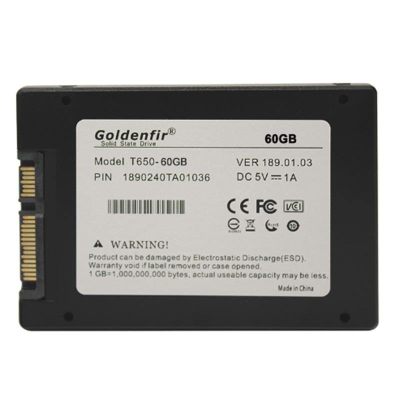 SSD SATA3 2.5 inch 1TB 960GB 480G 240GB 120GB 60GB Hard Drive Disk HD HDD Disc Solid State Disks 2.5