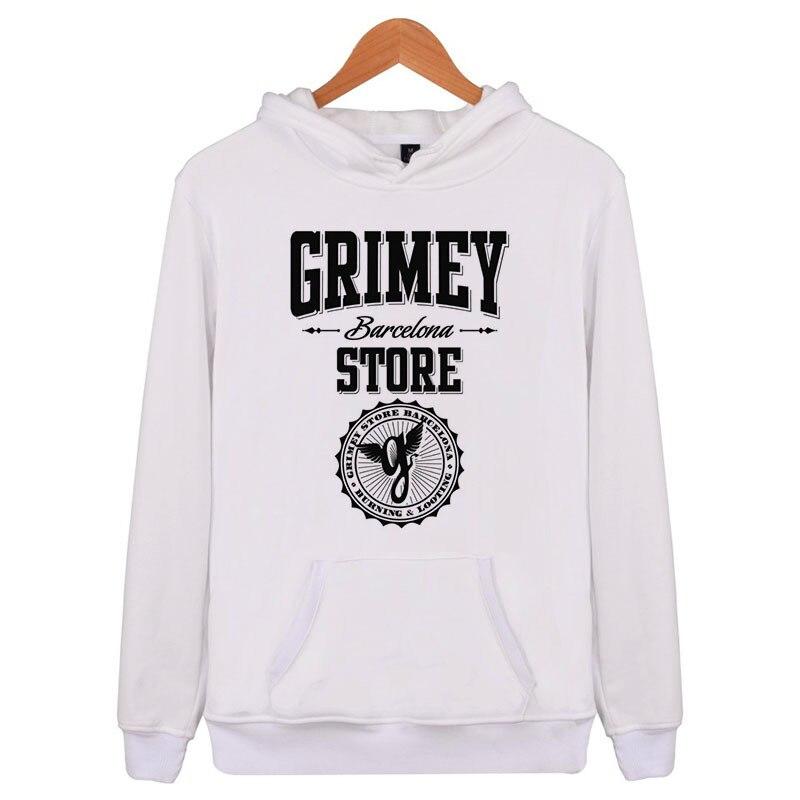 grimey 2018 Men Hoodie Sweatshirt Mens Hip Hop Hoodies Fashion Brand Winter Slim Fit Male Hoodie Pullover Q5512