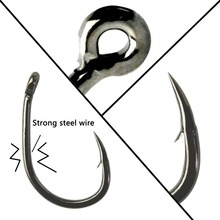 1pack high carbon steel carp fishing hooks high strong carp hook for fishing fishhooks with size 2#-8# for de pesca