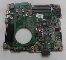 цены на 790630-001 790630-501 For HP 15-N 15-F Series Laptop Motherboard Procesador A6 cpu DA0U93MB6D2 free Shipping 100% test ok  в интернет-магазинах