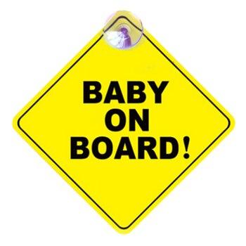 Naklejki samochodowe dziecko na pokładzie ostrzeżenie znak bezpieczeństwa naklejka naklejka z przyssawką na samochód okno naklejki akcesoria samochodowe stylizacja
