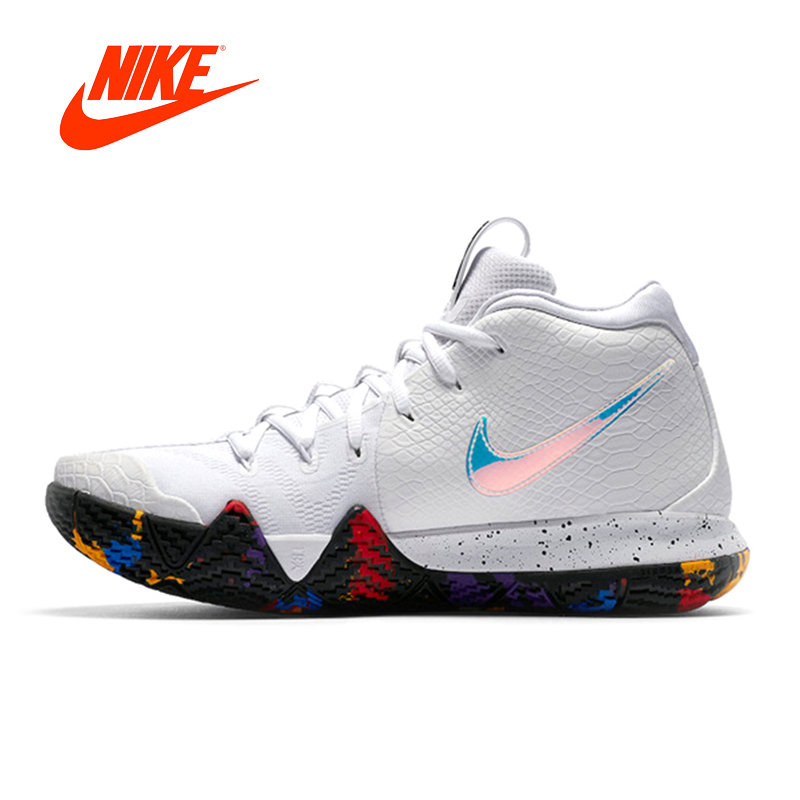 Original New Arrival Authentic Nike KYRIE 4 EP Irving 4th Generation Mens Basketball Shoes Sport Outdoor Sneakers
