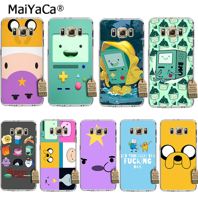 US $1 32 49% OFF|Aliexpress com : Buy MaiYaCa adventure time cute Beemo BMO  Jake Finn Lumpy Phone Case for samsung galaxy s8 s7 edge s6 edge plus s5