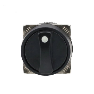 LA16 22X 31 Y round selector illuminated 3 position maintained push button switch in Switches from Lights Lighting