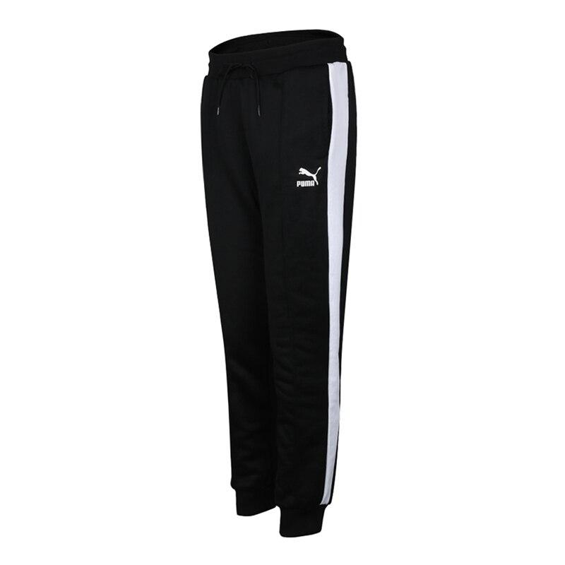 50ca04bfc Original New Arrival 2019 PUMA ClassicsT7 Track Pant PT Women's Pants  Sportswear - aliexpress.com - imall.com