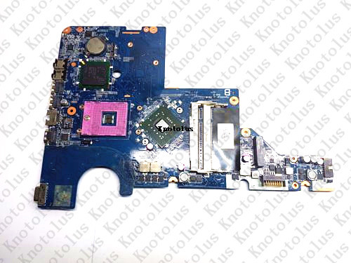 for HP pavilion COMPAQ 616449-001 CQ62 G62 G72 Intel motherboard 100/% testOK