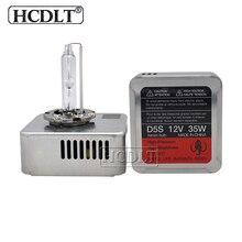 HCDLT Подлинная 35 Вт D5S OEM спрятанная ксеноновая фара Лампа 5500 к белый все в одном D5S комплект ксенонового балласта 9285 410 171 обновление Оригинал 25 Вт