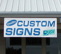 Digital Printing Banners Outdoor Banners UV Resistant Banner