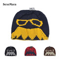 2016 Fashion Winter Touca Bonnet Femme Homme Hip-Hop Ski Skullies Beanie Slouch Baggy Gorros Hat Cap For Girls Boys Chapeau A024