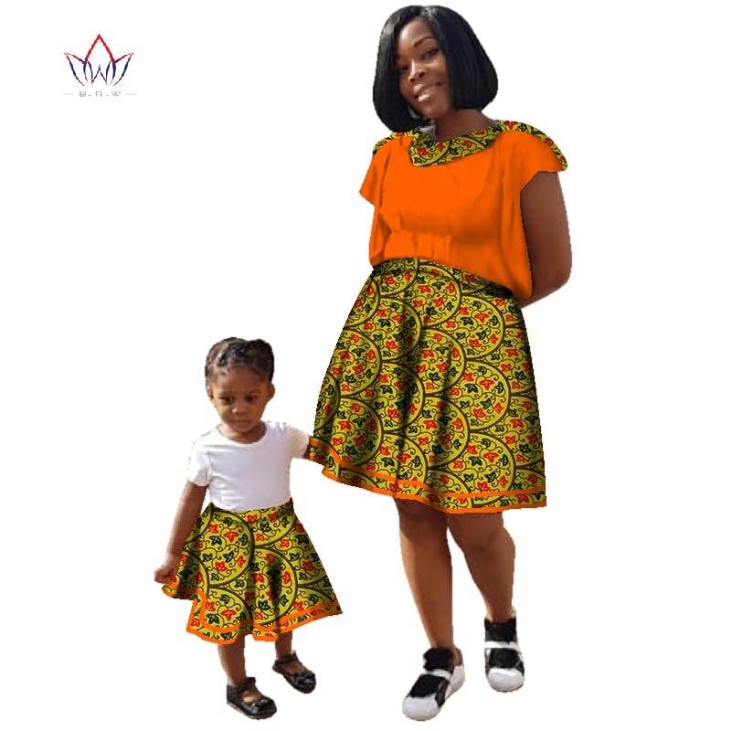 Africaine 7xl 6 9 Dashiki Wy2916 Mère Et Traditionnelle Vêtements Assortis D'été 11 3 8 16 17 Tissu 13 Ordinaire 1 Marque Fille Famille 19 20 Coton b76yfIYgvm