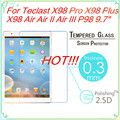 Tempered Glass 9H 0.3mm 2.5D For Teclast X98 Pro/ X98 Plus/ X98 Air/ Air II/ Air III/ P98 9.7