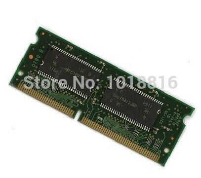 Livraison gratuite C2388A C7769-60245 C7779-60270 128 MB SO-DIMM module de mémoire pour HP DesignJet 500 800 Original occasion