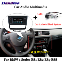 Liandlee Android для хэтчбеков BMW серий 1 E81 E82 E87 E88 авто переменного тока 2004 ~ 2013 радио Wi Fi ТВ Carplay Камера gps навигатор мультимедиа
