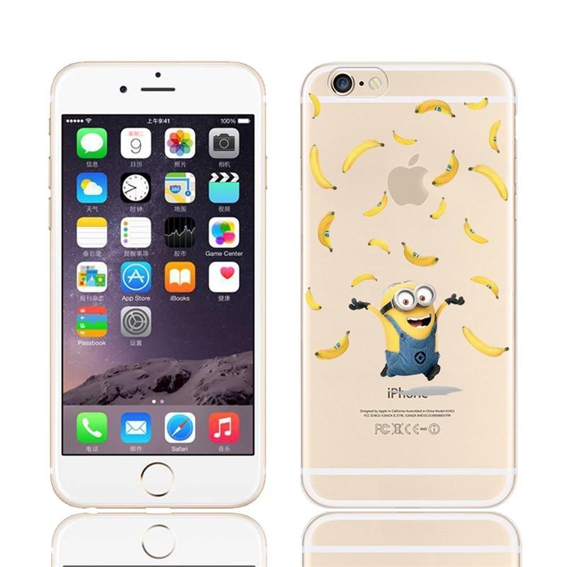 Мягкие Силиконовые Мягкий ТПУ Coque чехол для iPhone 4 4S 7 8 плюс A3 A5 2016 <font><b>S5</b></font> S6 J5 core grand Prime крышка животных Цветочный принт Чехол