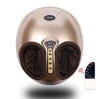 Miễn phí Vận Chuyển RU Shiatsu Bấm Huyệt Rung Lăn Foot Massager Sức Khỏe Massage Sưởi Ấm Hồng Ngoại Điện Automaton Sưởi Ấm