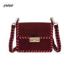 SWDF-Neue frauen Messenger Bag Koreanische Mehrschichtige Woven Matte Schultertasche Damen Kleine Modische Frau Stricken Crossbody Tasche