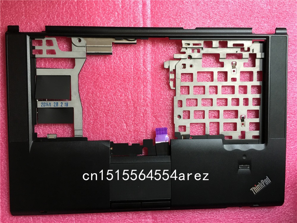 купить New laptop Lenovo ThinkPad T420S T420Si Touchpad Fingerprint Palmrest cover/The keyboard cover FRU 04W0607 по цене 3671.87 рублей