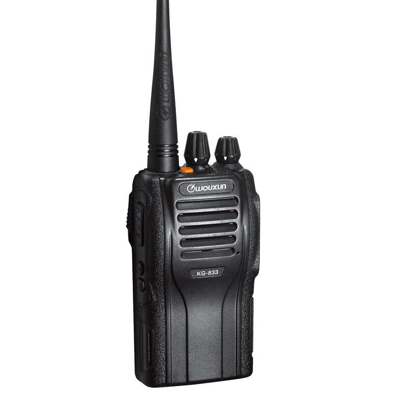 20 sets Wholesale Wouxun KG 833 UHF professional font b walkie b font font b talkie