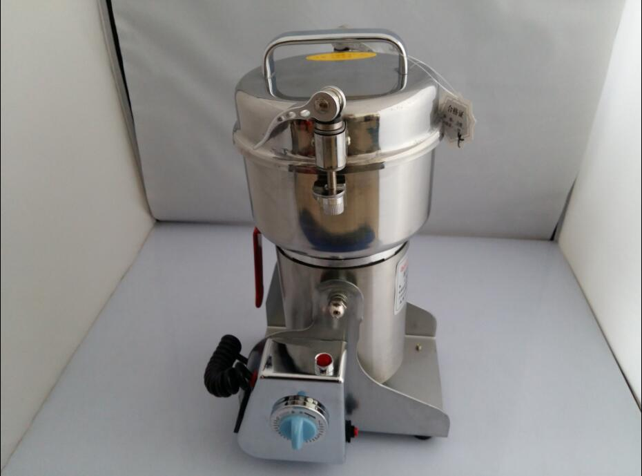 High-speed Electric Grains Spices grinder 400g ,Chinese medicine Cereals Coffee Dry Food powder crusher  Mill Grinding MachineHigh-speed Electric Grains Spices grinder 400g ,Chinese medicine Cereals Coffee Dry Food powder crusher  Mill Grinding Machine