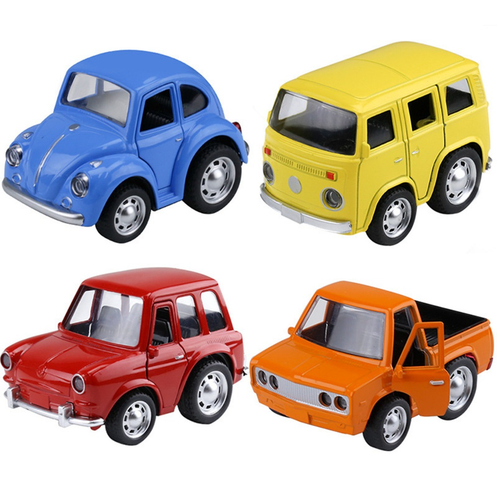 Toys For Children 1:36 Scale Metal Alloy Car Model Toy Kid Baby Boy Girl Educational Toys Kids Gift