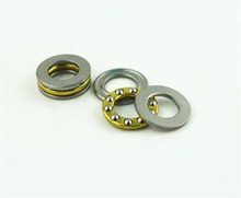 цена на 100PCS F3-8M 3*8*3.5mm Mini 3-in-1 Plane Axial Ball Bearing Thrust Bearing