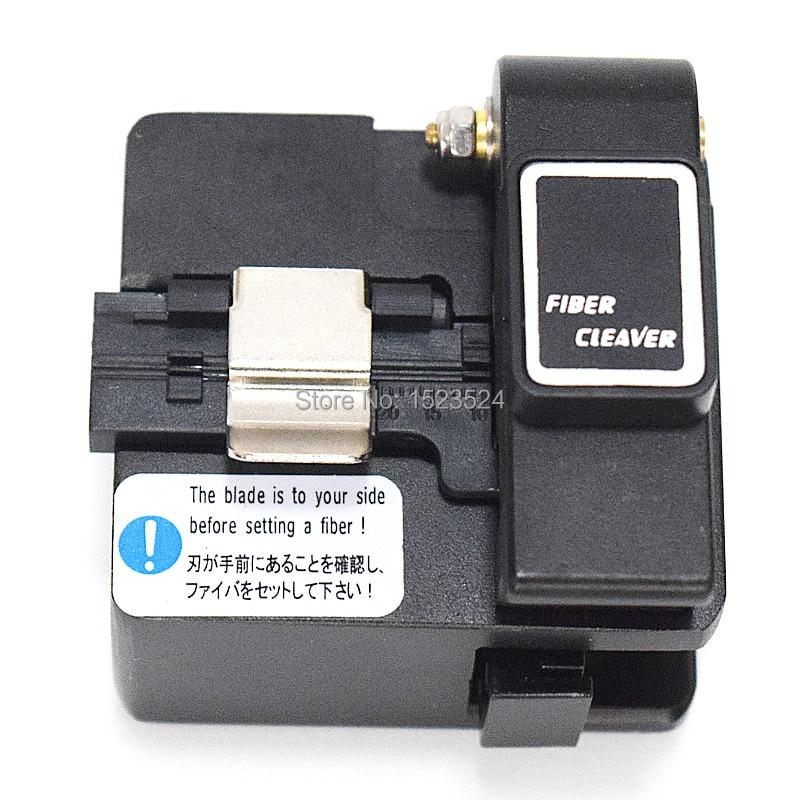 High Precision Hot Melt Fiber Cleaver Optical Fiber Cutting Knife Fiber Optic Cleaver Cleaver Fiber Cutter