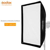 Godox 70 X 100cm Portable Rectangular Umbrella Softbox SB UE 70 X 100cm 28 39