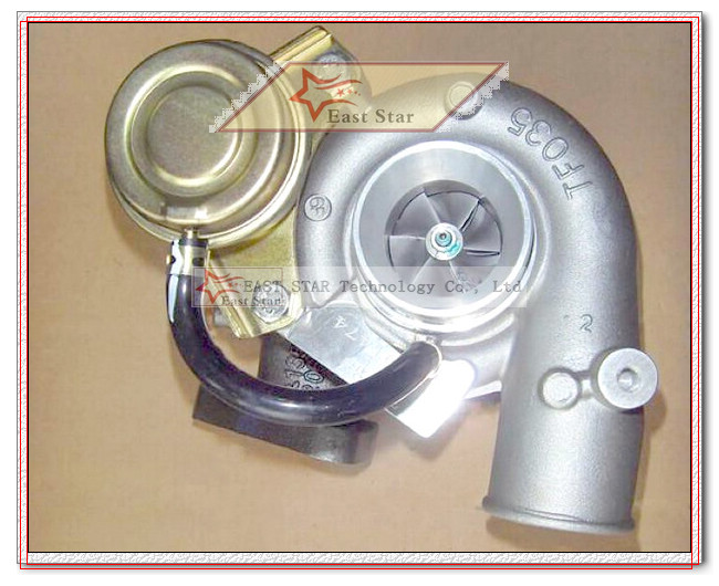 Free Ship TF035 49135-03220 49135-03210 ME202792 Turbo Turbocharger For MITSUBISHI Delica Challenger L400 Pajero Shogun 4M40 2.8