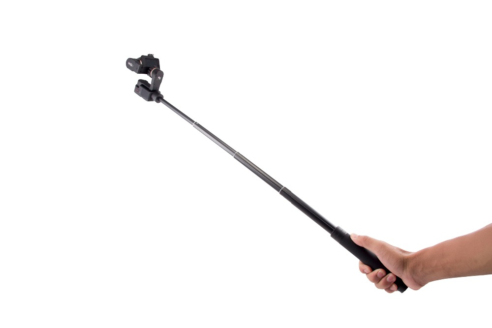Image 5 - Original Feiyu Tech Extention Reach Pole Rod for G6 G6P OSMO Mobile 3 2 Smooth 4 moza mini s vilta m pro isteady Handheld Gimbal-in Sports Camcorder Cases from Consumer Electronics